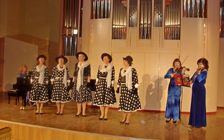 Конкурс вокалистов германия