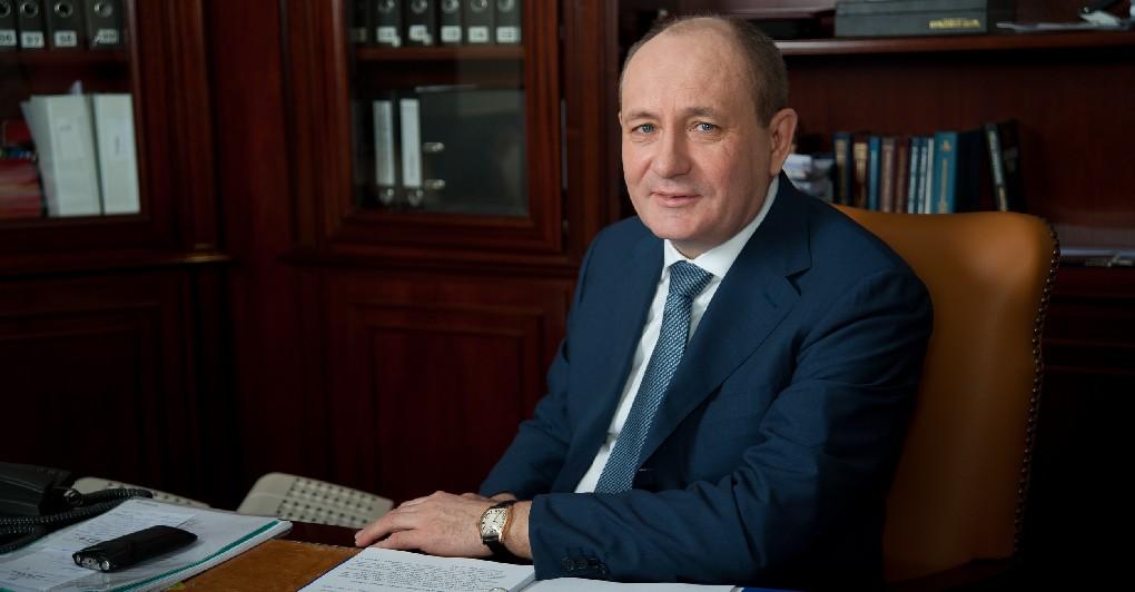 Зампредседателя Газпрома