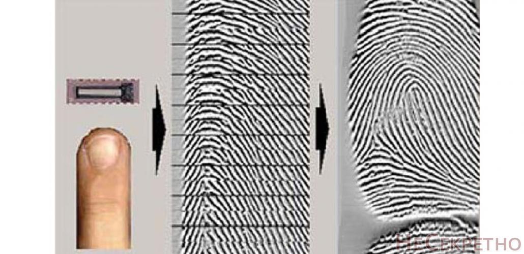 Как сделать чтобы не оставалось отпечатков пальцев
