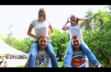 Embedded thumbnail for Фестиваль близнецов: как две капли воды